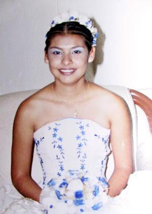 Estephanie Aurora celebró sus quince años en dias pasados, es hija de los señores Luis Gerardo Serrano y Martha Alicia de García