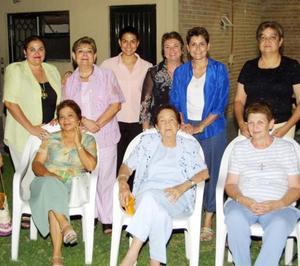 Susan Jones visitó la Comarca Lagunera procedentes de Australia y Yasmín Darwich le ofreció una gran fiesta de bienvenida