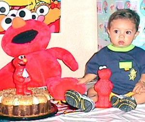 Alberto Efrén cumplió su primer añode vida.