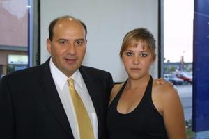 Édgar Acosta y Ana Acosta.