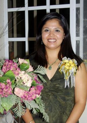 Giselle López Esparza contraerá matrimonio con Juan Antonio Requejo Torres.