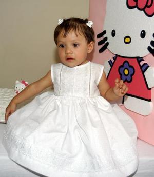 Brenda Ivette Rodríguez Escobedo cumplió su primer año de vida, es hijita de los señores Eleazar y Labinia Rodríguez.