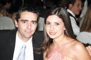 José León Salazar y Laura Batarse Murra.