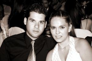 Mario Chiffer y Angélica Torres