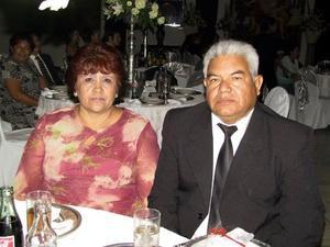 Socorro yMartínez y Eulalio Sandoval.