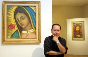 Antonio Mata S.J. presentó su exposición Resonancias del Corazón