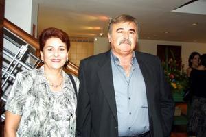 María Teresa y Gerardo Ramos.