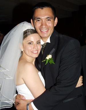 Ana Laura Pérez González y Salvador Pérez Barbosa.