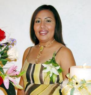 <b> 29 de agosto </b> <p> Olga Liliana López Espinoza contraerá matrimonio con Óscar Alejandro Huerta García el 22 de noviembre.