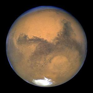 Ahora, 60.000 años después, miles de personas de todo el mundo pudieron usar un amplio abanico de equipos ópticos y digitales de tecnología avanzada para observar al Planeta Rojo.