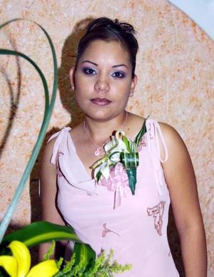 El cuatro de octubre contraerá matrimonio Zaide Zulema Zúñiga Sandoval y por ello le ofrecieron un convivio preparado por su mamá Ignacia S. de Zúñiga y Raquel de Bordallos
