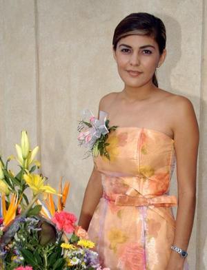 <u>30 de agosto </u> <p> Una segunda despedida de soltera le ofrecieron a Teté Reyes Valdez en la residencia de la familia Villarreal Martínez.