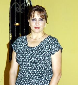 Recientemente fetejaron a Martha Irene Valdez Martos con motivo de su onomástico