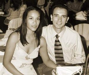 Liliana Acosta Vela y Roberto Adame