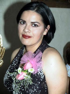 Susana Ortiz Villarreal fue agasajada con un convivio de despedida con motivo de su próxima boda con Alejandro Bolinger.