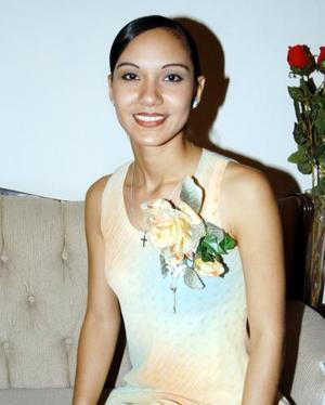 Una despedida de soltera fue ofrecida en honor de Karla Verónica Lozano Vázquez por su próxima boda.