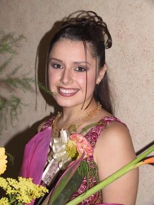 <u>01 de septiembre</u> Señorita Ana Carmen Colores Ramos Clamont el día de su despedida de soltera.