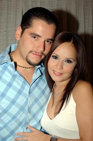 <u> 02 de septiembre </u> <p> Juan Francisco Zamora Verdeja y su hermana Cynthia Nataly Zamora de Verdeja.