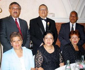 <u> 02 de septiembre </u> <p> Señores Gabriel Santiago y Amabilia Olague, Evaristo Olague, Laura R. de Olague, Aurelio Alvarado y Carmen de Alvarado.