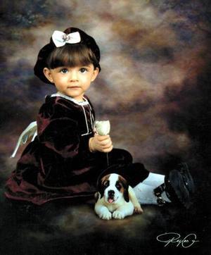 <u> 02 de septiembre </u> <p> Niña Nancy Stephania Cobos Rodríguez hija del Sr. Jesús Armando Cobos García y de la Sra. Nancy Mayela Cobos Rodríguez.
