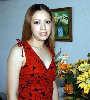 Gloria Elizabeth Ramírez Mirazo se casará con Luis Carlos Martínez Ojeda el próximo 19 de septiembre.
