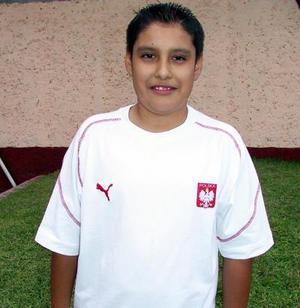 Carlos García Magos fue festejado al cumplir 11 años por sus padres, los señores Gregorio y Mayela García.