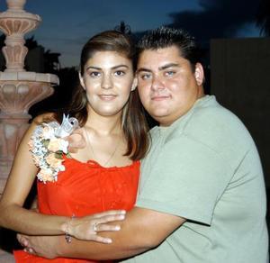 Por su cercano enlace, ofrecieron una despedida de pareja a Teté Reyes Valadez y Ángel Ignacio Martínez.