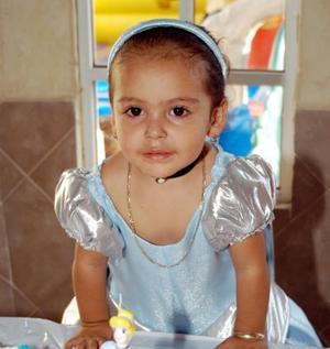 <u> 10 de septiembre </u> <p> Muy bonita lució en su fiesta de cumpleaños la niña María Fernanda Cháidez Beltrán.