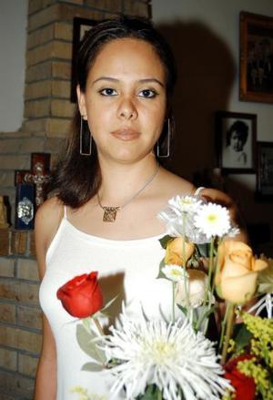 Despidieron de su soltería a Marcia Lorena Muñoz Rodela, con una agradable reunión.