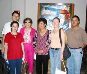 <u> 14 de septiembre </u> <p> Juana María Enríquez, Martín Arerola y Asunción de Enríquez viajaron a Tijuana, los despidieron Pity de Castro y Matha de Arreola.