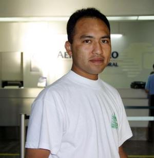 <u> 15 de septiembre </u> <p> Sebastián Severiano viajó a la Ciudad de México para resolver cuestiones de trabajo