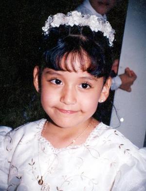 Gabriela Anahí García Castillo festejó su sexto cumpleaños, hija de los señores Catarino García Cortinas y Teresa de García.