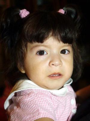 Aneth Micheel cumplió un año de edad y por tal motivo sus padres, Juan Carlos Samaniego  y Yadira Pacheco de Samaniego le ofrecieron un convivio