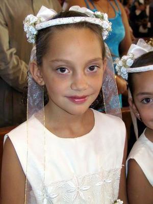Pajecito de la boda Burguette Triana fue la niña Fernanda Triana Pérez.