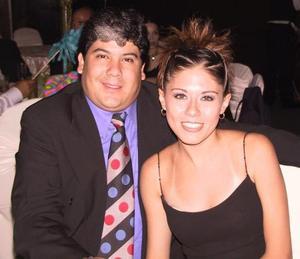 Yahualli Campos y Maricela Cañedo.