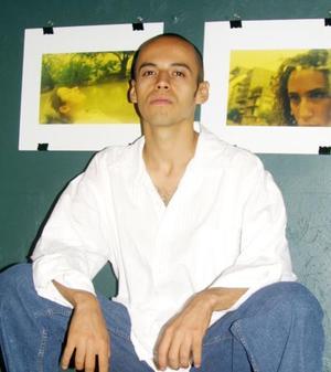 El creador de Insomnia Technicolor, Jesús Flores.