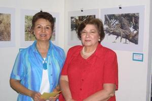 <U> 14 de septiembre </U> <P>Vivi de De la Peña y Victoria Acosta de Martínez