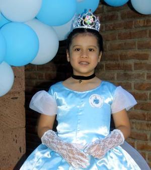 Andrea Victoria Ruiz del Ángel cumplió cinco años de edad y los festejó con un convivio organizado por su mamá Verónica Ruiz del Ángel.