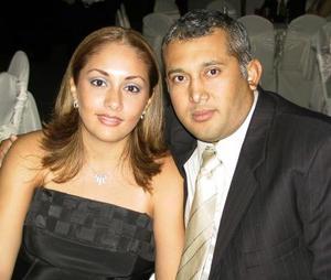 <u> 18  de septiembre </u> <p> Asistieron a un banquete de boda, los señores Marcos y Melva Sandoval.