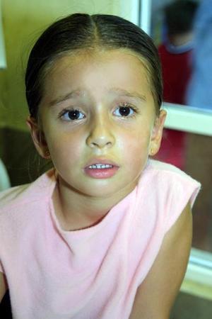 Con un convivio Brenda Cansino González festejó su cuarto cumpleaños, es hija de Alberto Cansino y Leticia González.