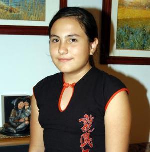 Paulina Hurtado fue festejada por su onceavo cumpleaños, es hija de los señores Salvador Hurtado y Yolanda Ramírez de Hurtado.