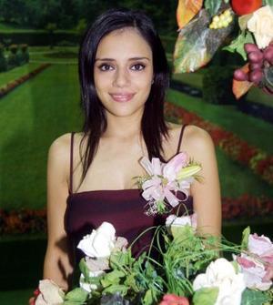 El próximo 17 de octubre, Liliana Montelongo Padilla se casará con Iván Israel Vaca Ávila.