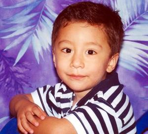 <u> 25 de septiembre </u> <p> Por su tercer cumpleaños festejaron al niño Vladimir Jorge, es hijo de Vladimir Jorge Maldonado y Alma Rosa García.