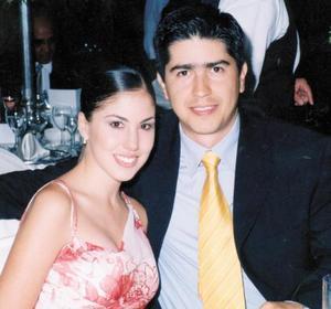 Gabriela Díaz de León Maisterrena y Marcelo Obeso Anaya contrajeron matrimonio recientemente.