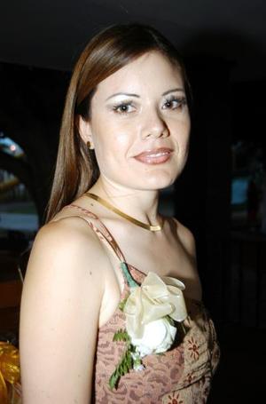 Yamel Gabriela Porras Serna en su despedida de soltera organizada por Silvia Ruiz