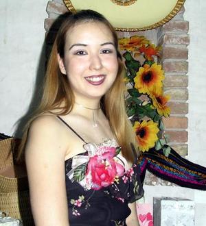 <u> 28 de septiembre </u> <p>Victoria Ortega Puente en su primera despedida de soltera.