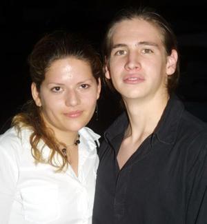 Pamela Flores Martínez y Christian Soto Muller.