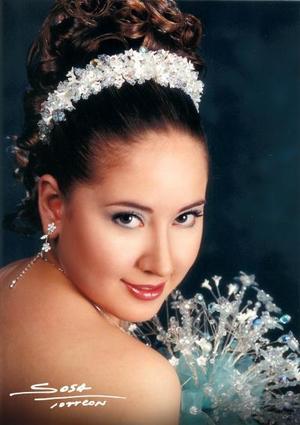 Srita Blanca Stella Jaramillo Bonilla celebró sus quince años de vida con una misa de acción de gracias en la Catedral de Nuestra Señora de la Virgen del Carmen el 15 de noviembre de 2003.