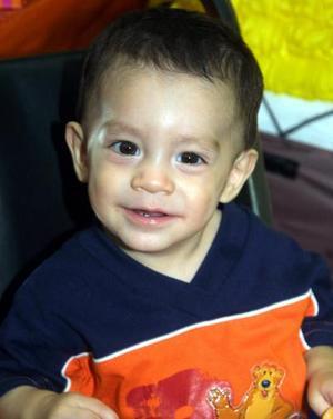 <u>30 septiembre </u><p>  Niño Julio Fernando Pedroza Ríos en pasada fiesta de cumpleaños.