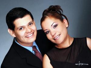 Omar Bordalloy Casillo y Zaide Zulema Zúñiga contrajeron matrimonio el 04 octubre